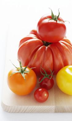 El alimento del mes: el tomate