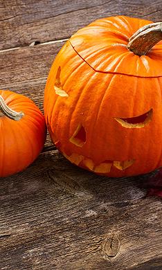 Alimento del mes de octubre: la calabaza