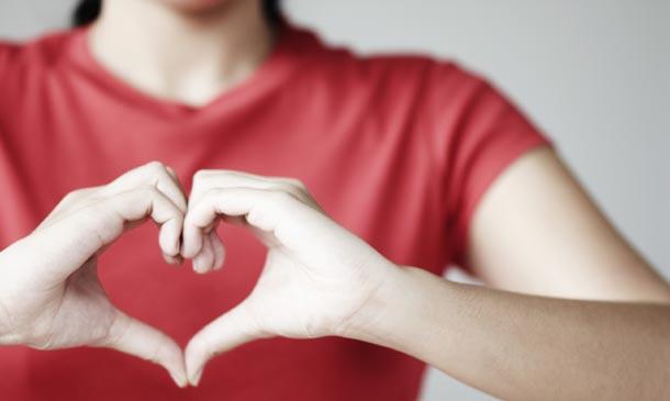 ¡Enamórate! Tu corazón te lo agradecerá