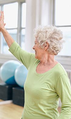 El ejercicio a partir de los 65 años