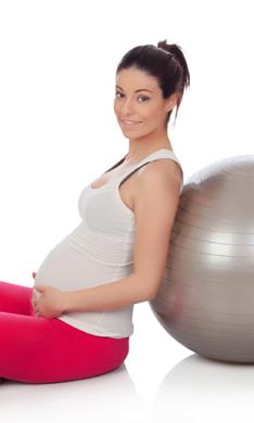 Cómo evitar los dolores lumbares durante el embarazo