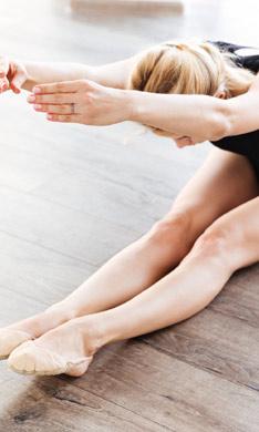 Los beneficios de la danza para corregir malas posturas