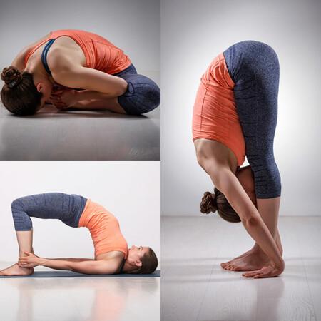 10 Sencillos Ejercicios De Yoga Que Te Ayudarán A Dormir Mejor Foto 1