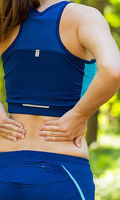 Los deportes más adecuados para el dolor de espalda