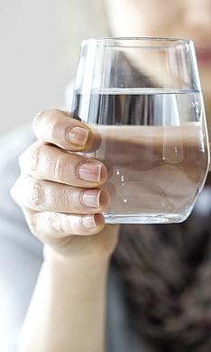 ¿Estás bebiendo suficiente agua?