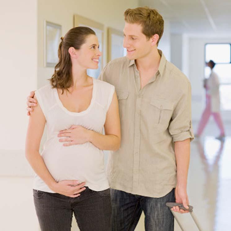 41159fa23 Dolor abdominal durante el embarazo  ¿Cuándo debemos alarmarnos