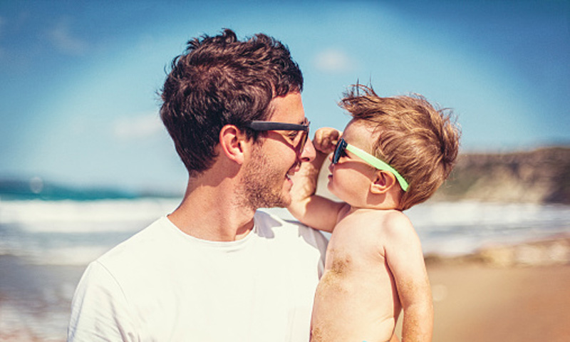 Los ojos, más sensibles a las radiaciones solares que la propia piel