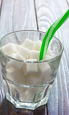 ¿Por qué debemos reducir el azúcar de la dieta de nuestros hijos?