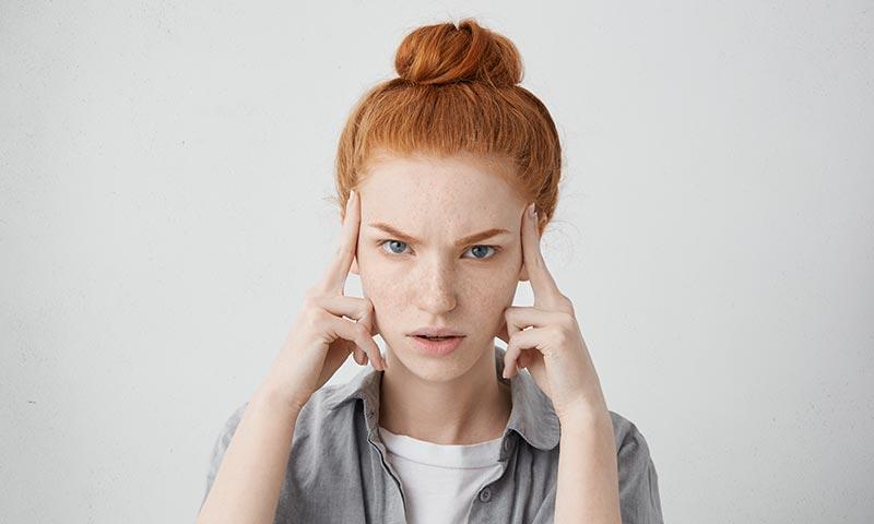 Si oyes pitidos y tienes vértigos podría ser el Síndrome de Ménière que sufre Carme Chaparro