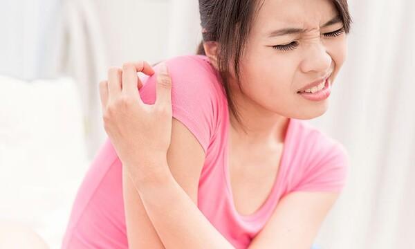 sarna síntomas y fotos