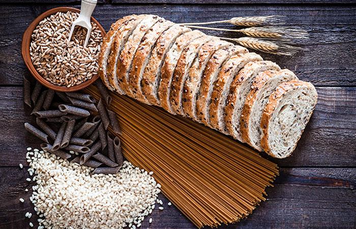 beneficios del pan integral casero