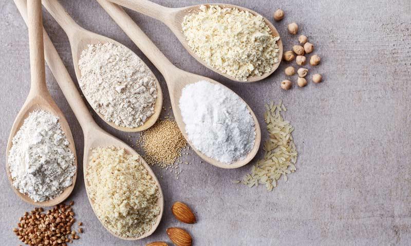 Las ventajas de incluir en la dieta las harinas de legumbres