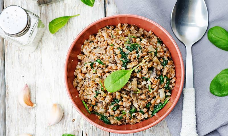 ¿Todavía no conoces los beneficios del trigo sarraceno?