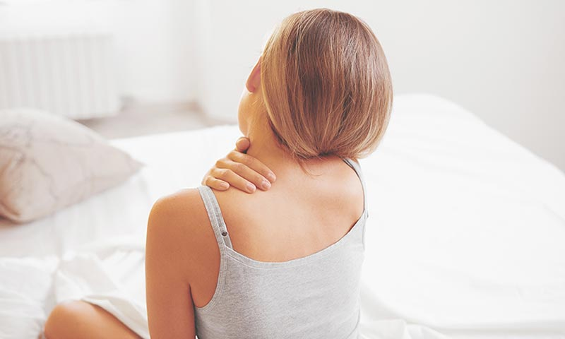 Cómo aliviar los problemas de cervicales y mejorar la postura