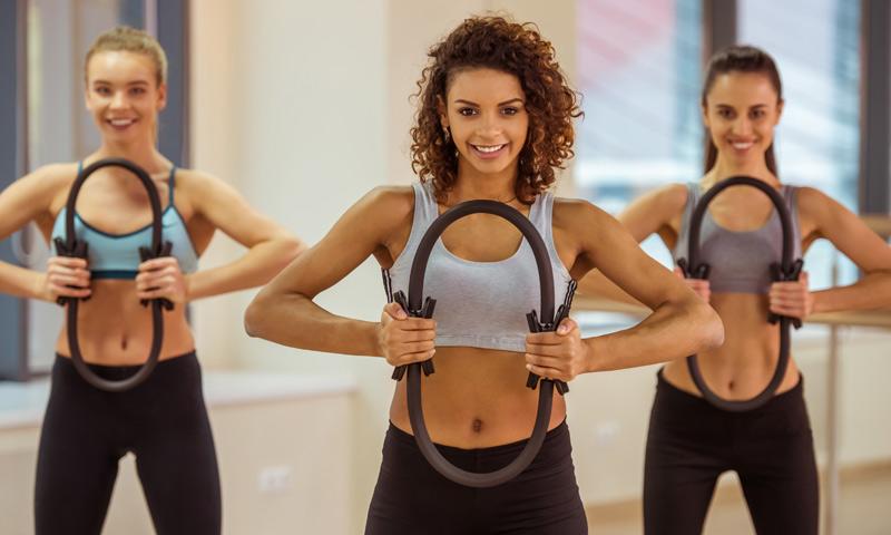 ¿Hipopresivos o Pilates? Mejor, una mezcla de ambos