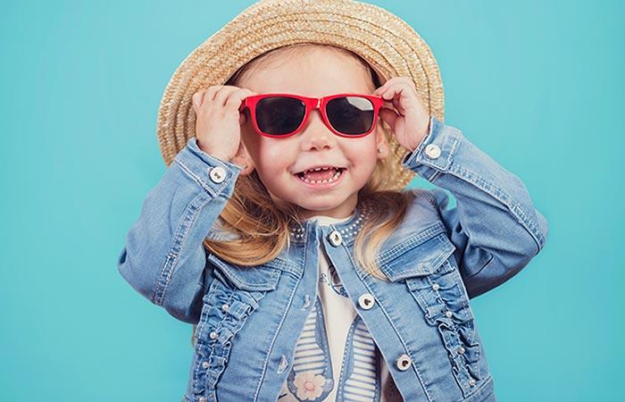 95d8a7003d Gafas de sol para niños, ¿de verdad las necesitan?