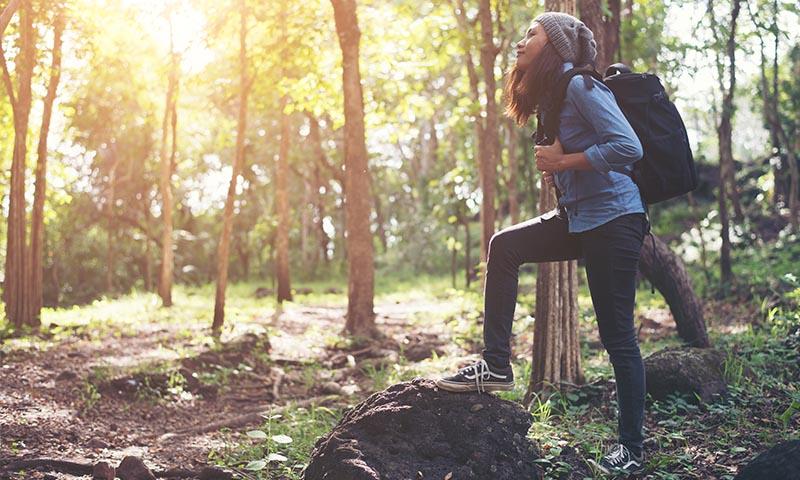 ¿Te gusta el senderismo? Descubre sus beneficios