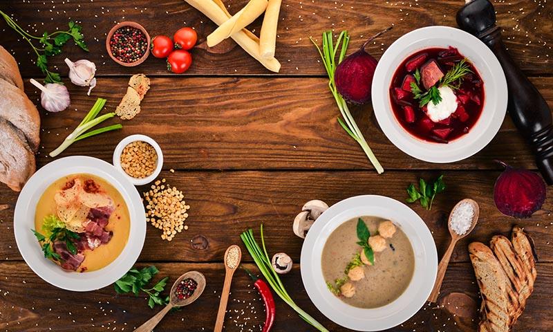 Descubre si es más saludable la comida fría o la caliente