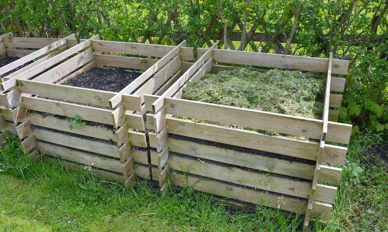 fabrica tu propio compost casero foto. Black Bedroom Furniture Sets. Home Design Ideas