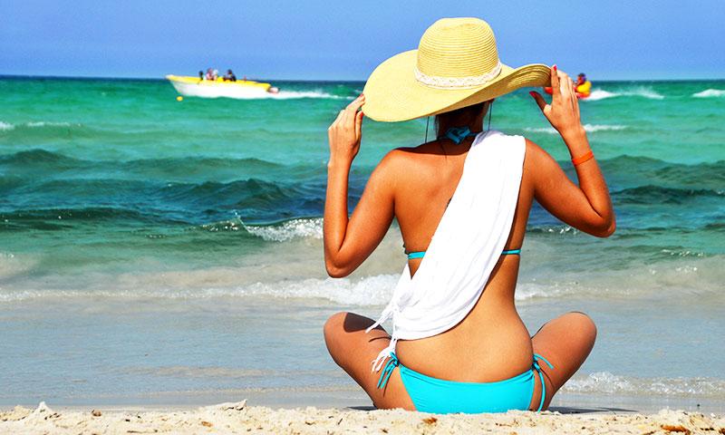 Remedios caseros para aliviar la piel tras un día de sol