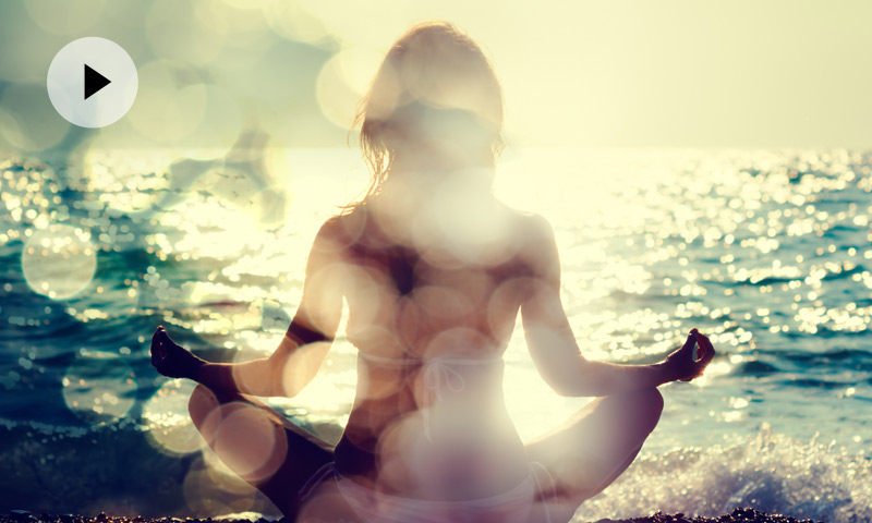 Aprende a meditar con esta videoguía para calmar el estrés y la ansiedad