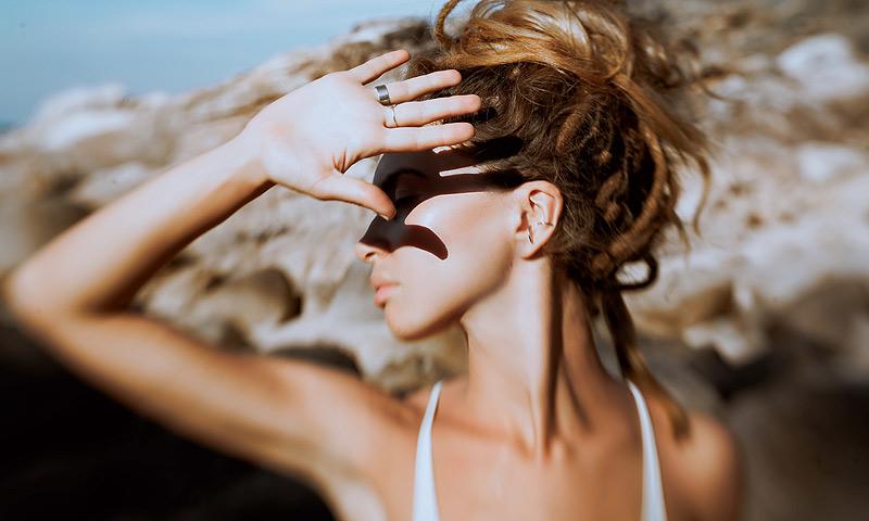 ¿Qué les pasa a tus ojos si no los proteges del sol?
