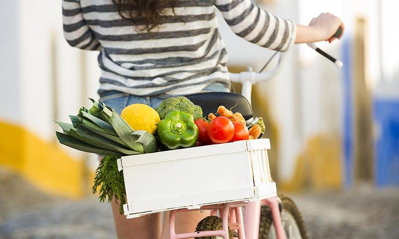 Guía rápida para comer sano (sin morir en el intento)