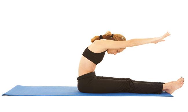 pilates para adelgazar abdomen videos