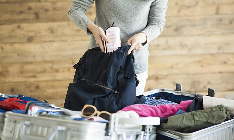 Todo lo que necesitas llevar en tu botiquín de viaje