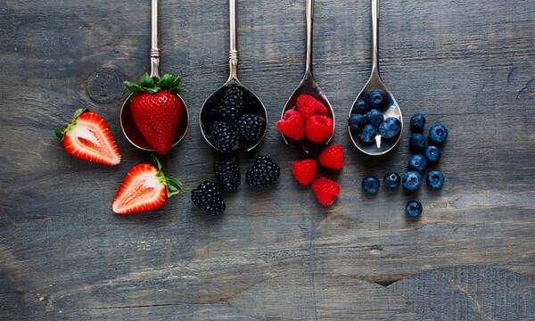 Los beneficios de los frutos rojos que harán que los quieras ...