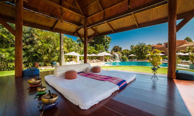 Hotel botánico & the oriental spa