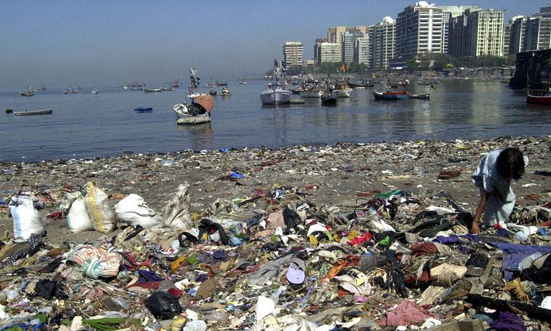 El vídeo de la contaminación marina que se ha hecho viral gracias a las 'celebs'