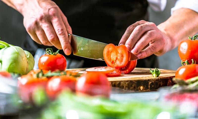 Así se corta la verdura, según el plato que prepares