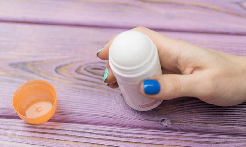 La importancia de elegir un desodorante natural