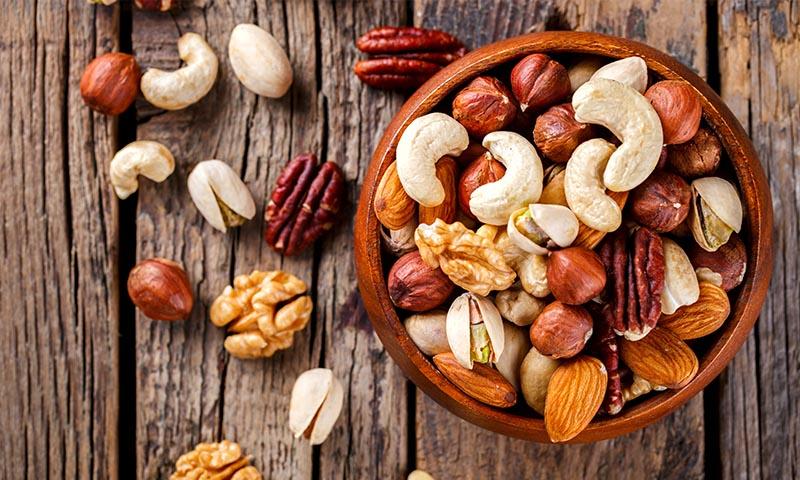 Descubre cuáles son los mejores frutos secos