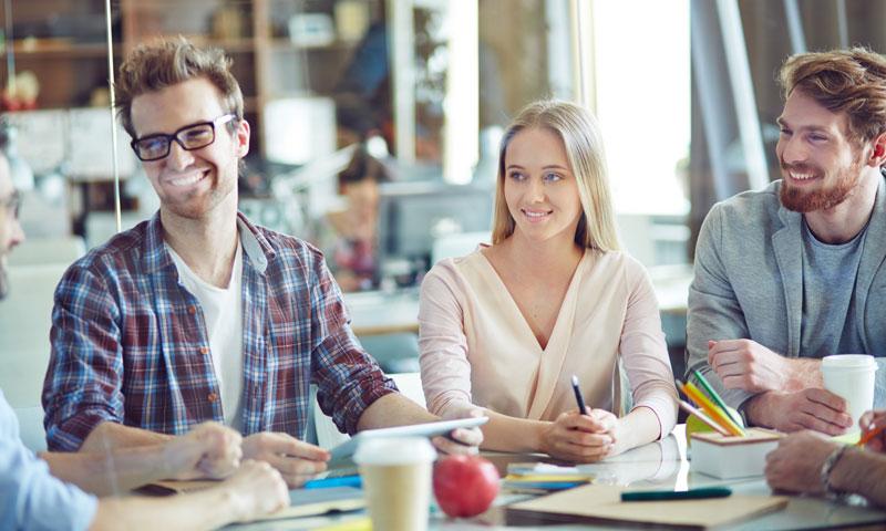Trabajo en equipo: claves para fomentar el concepto de grupo