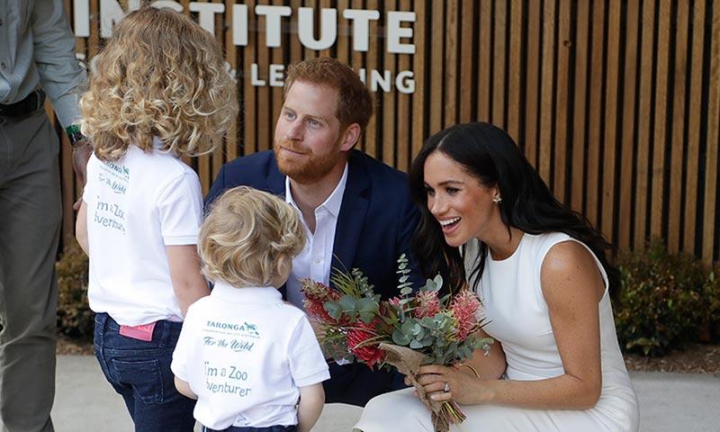 ¿Será pelirrojo el hijo o hija de los duques de Sussex?