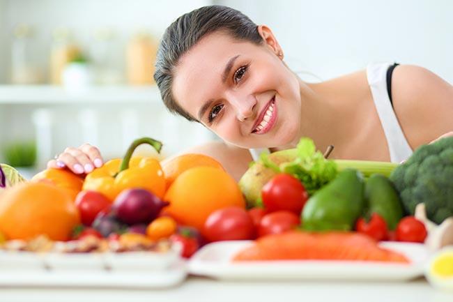 Y si comer frutas y verduras te hiciera más feliz?