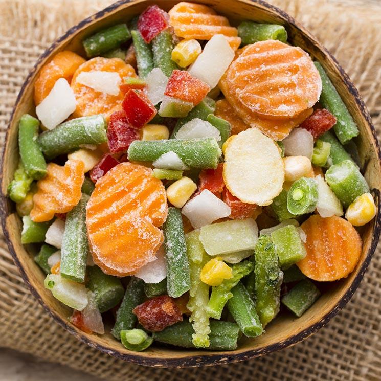 Captivating Cómo Cocinar Verduras Congeladas