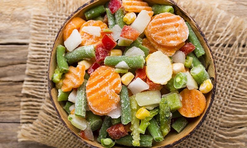 C mo cocinar verduras congeladas - Cocinar verduras para dieta ...