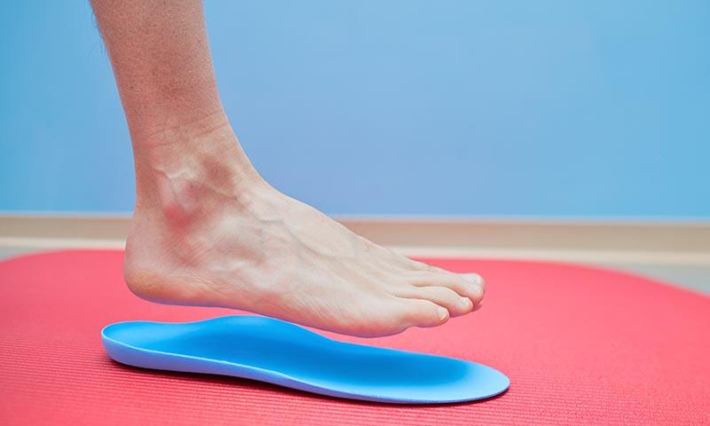 Ejercita tus pies con el 'Foot Fitness'