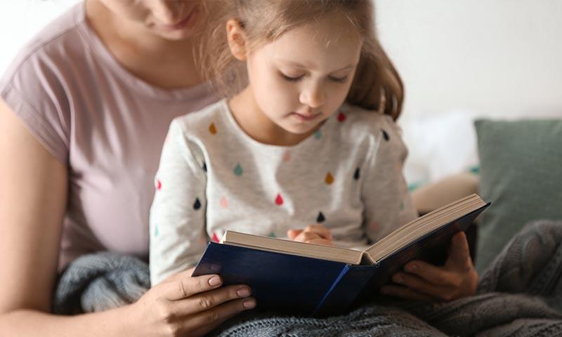 Libros que ayudan a los niños a superar la muerte de un ser querido