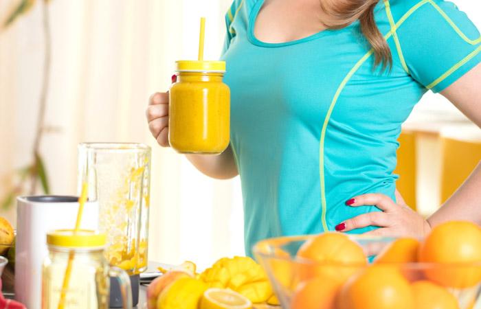 Dieta para perder peso en invierno