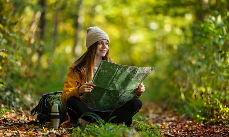 Escapadas de otoño: las mejores ideas para pedalear, bucear, caminar, relajarse...