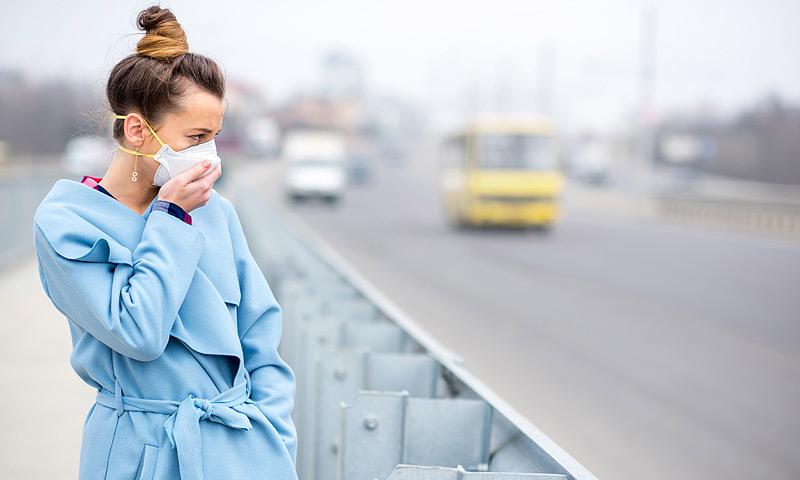 La contaminación: el 'nuevo tabaco' que está dañando tu corazón