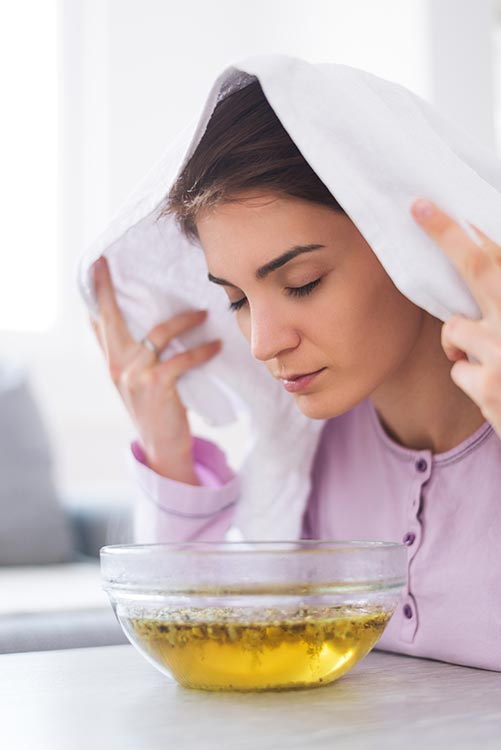 remedios naturales para congestion nasal