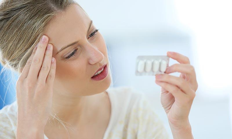 aspirina dolor de cabeza dosis
