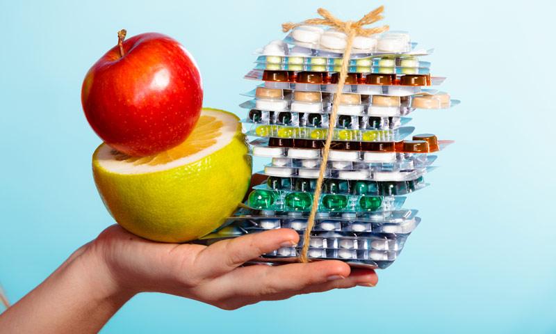 ¿Qué medicamentos causan déficit de vitaminas?