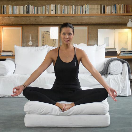 Así es Xuan Lan, la profesora de yoga que ha 'cambiado la