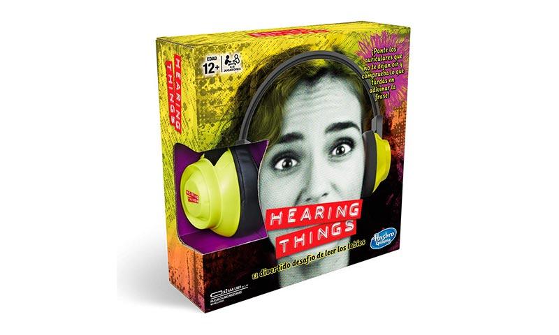 juegos para jugar en familia: hearing things